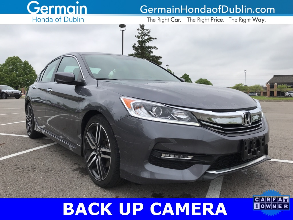 2016 Honda Accord Sport For Sale >> Pre Owned 2016 Honda Accord Sport 4d Sedan For Sale Tg0778
