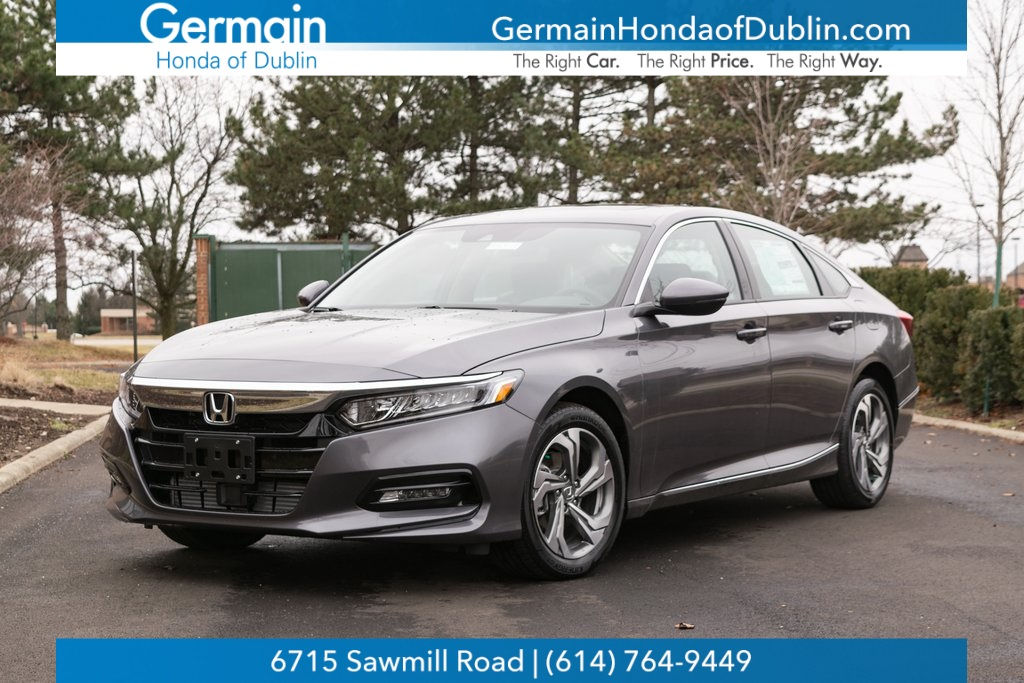 New 2019 Honda Accord Ex L