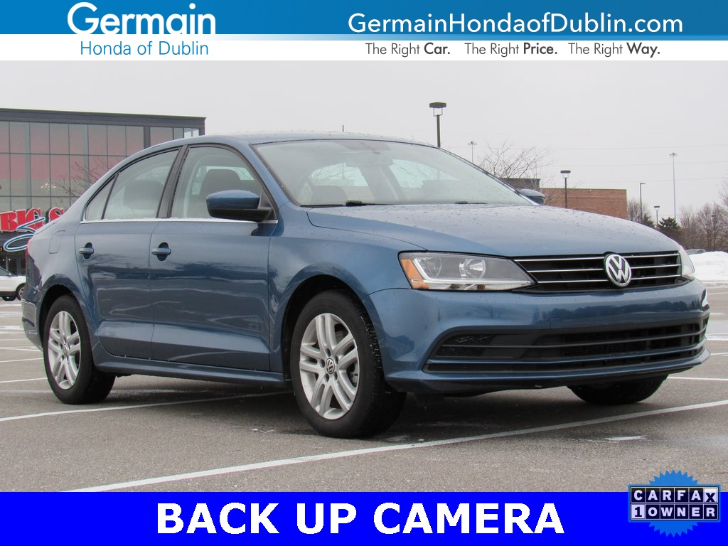 pre-owned 2017 volkswagen jetta 1.4t s 4d sedan for sale #h190517a