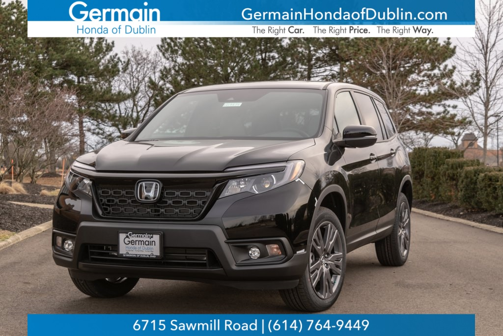 New 2019 Honda Passport Ex L 4d Sport Utility For Sale H190879