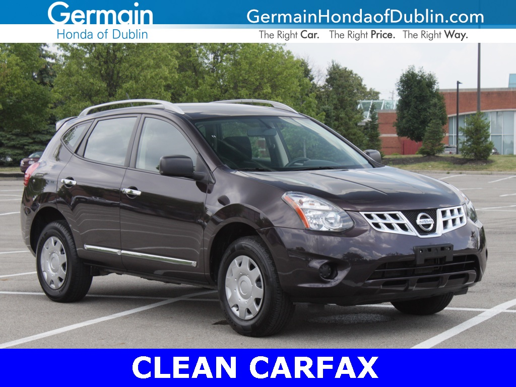 Nissan Rogue Select >> Pre Owned 2015 Nissan Rogue Select S 4d Sport Utility For Sale